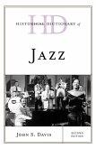 Historical Dictionary of Jazz (eBook, ePUB)