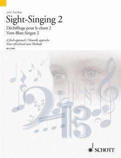 Sight-Singing 2 (eBook, PDF) - Kember, John