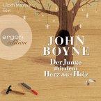 Der Junge mit dem Herz aus Holz (ungekürzt) (MP3-Download)
