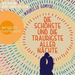 Die schönste und die traurigste aller Nächte (Ungekürzte Lesung) (MP3-Download) - Gomyde, Maurício