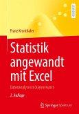 Statistik angewandt mit Excel