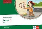 Mein Anoki-Übungsheft. Lesen 1. Heft A. Übungsheft Klasse 1