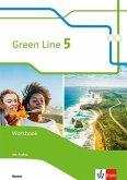Green Line 5.Workbook mit Audios 9. Klasse. Ausgabe Bayern