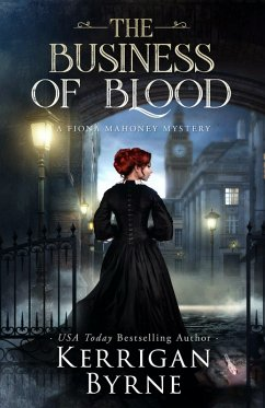 The Business of Blood (A Fiona Mahoney Mystery, #1)