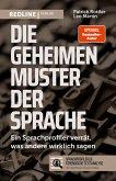 Die geheimen Muster der Sprache (eBook, ePUB)
