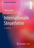 Internationale Steuerlehre (eBook, PDF)