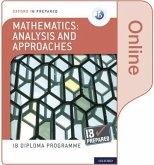 Oxford IB Diploma Programme: IB Prepared: Mathematics Analysis and Approaches. Key Card