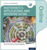 Oxford IB Diploma Programme: IB Prepared: Mathematics Applications and Interpretations. Key Card
