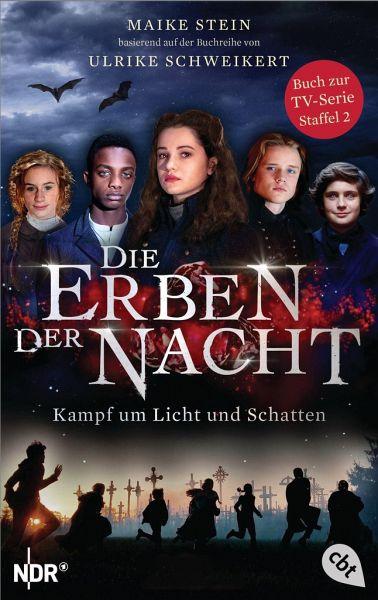 Buch-Reihe Die Erben der Nacht Filmbuch