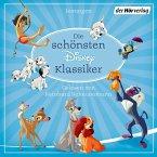 Die schönsten Disney-Klassiker, 1 Audio-CD