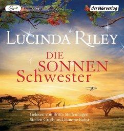 Die Sonnenschwester / Die sieben Schwestern Bd.6 (1 MP3-CD) - Riley, Lucinda