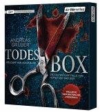 Todes-Box. Die ersten fünf Fälle von Nemez und Sneijder (6 Audio-CDs)