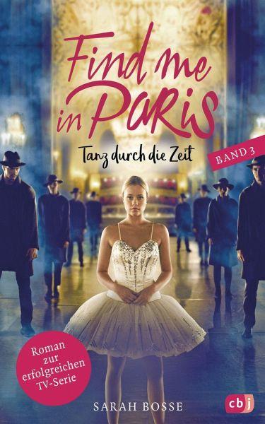 Buch-Reihe Find me in Paris