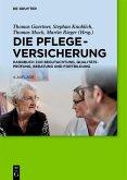 Die Pflegeversicherung (eBook, PDF)