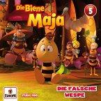 Folge 05: Die falsche Wespe (CGI) (MP3-Download)
