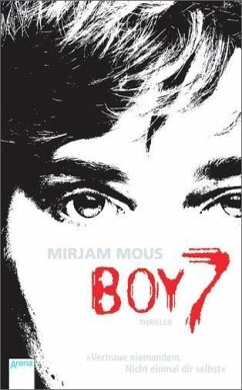 Boy 7 (Mängelexemplar) - Mous, Mirjam