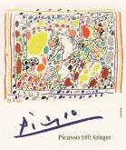 Picasso trifft Kollegen