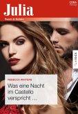Was eine Nacht im Castello verspricht ... (eBook, ePUB)