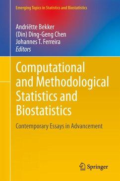 Computational and Methodological Statistics and Biostatistics (eBook, PDF)