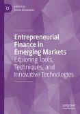 Entrepreneurial Finance in Emerging Markets (eBook, PDF)