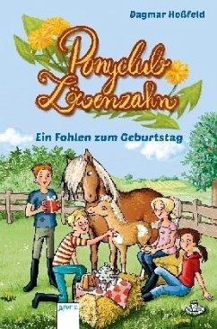 Ein Fohlen zum Geburtstag / Ponyclub Löwenzahn Bd.2 (Mängelexemplar) - Hoßfeld, Dagmar