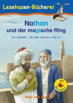 Nathan und der magische Ring / Silbenhilfe - Scheffler, Ursel