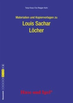 Löcher. Begleitmaterial - Kraus, Tanja;Riegger-Kuhn, Eva