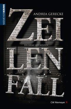 Zeilenfall (eBook, ePUB) - Gerecke, Andrea