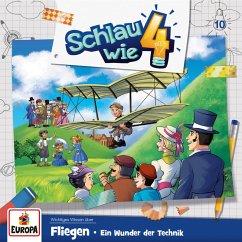 Folge 10: Fliegen – Ein Wunder der Technik (MP3-Download) - Frank, Alexandra; Carl, Verena