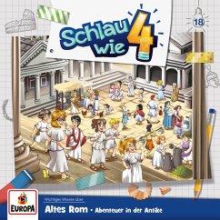 Folge 18: Altes Rom – Abenteuer in der Antike (MP3-Download) - Frank, Alexandra; Carl, Verena