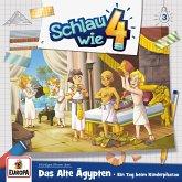 Folge 03: Das Alte Ägypten – Ein Tag beim Kinderpharao (MP3-Download)