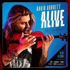 Alive-My Soundtrack (Deluxe Edt.) - Garrett,David