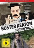 Buster Keaton Edition Vol.1-in Farbe (3er DVD Set)