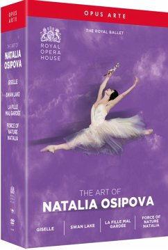 The Art Of Natalia Osipova - Osipova,Natalia/The Royal Ballet
