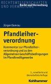 Pfandleiherverordnung (eBook, ePUB)