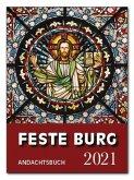 Feste-Burg-Kalender Andachtsbuch 2021
