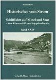 Historisches vom Strom / Schifffahrt auf Mosel und Saar