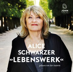 Lebenswerk, Audio-CD - Schwarzer, Alice