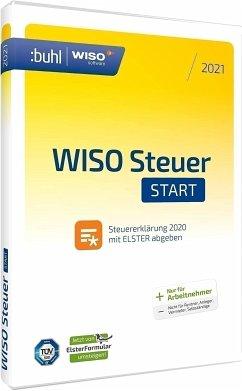WISO Steuer-Start 2021 - Software portofrei bei bücher.de