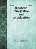 Japanese immigration and colonization