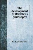 The development of Berkeley's philosophy
