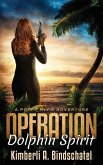 Operation Dolphin Spirit: A romantic mystery adventure on a tropical island in the Bahamas