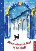 Kleiner schwarzer Hund in der Nacht (eBook, ePUB)