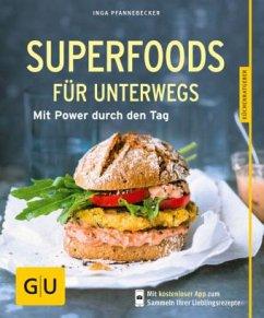 Superfoods für unterwegs (Mängelexemplar) - Pfannebecker, Inga
