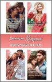 Harlequin Romance March 2021 Box Set (eBook, ePUB)