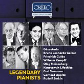40th Anniversary Edition-Legendary Pianists