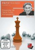 Powerplay 28: Taktik-Turbo Königsgambit, DVD-ROM