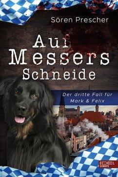 Auf Messers Schneide (eBook, ePUB) - Prescher, Sören