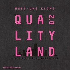 QualityLand 2.0 (MP3-Download) - Kling, Marc-Uwe