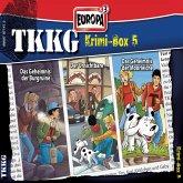 TKKG Krimi-Box 05 (Folgen 154/167/172) (MP3-Download)